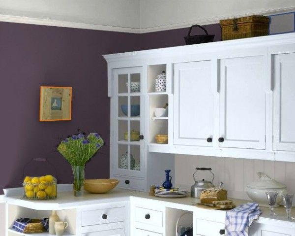 Cool Online Paint Color Tool The Inspired Room Blue Kitchen