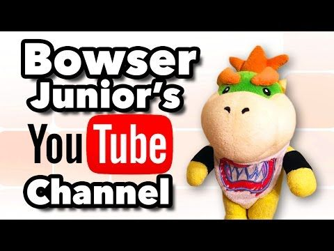 Sml Movie Bowser Junior S Youtube Channel Youtube Bowser Cute Anime Character Sanic Memes