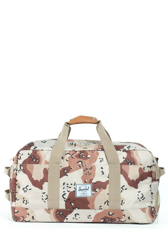 Special Offers Available Click Image Above: Outfitter Desert Storm Camo Travel Bag - Designed By Herschel Supply Co.