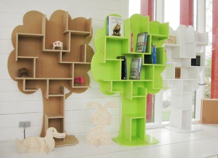 baum regal selber bauen wohn design. Black Bedroom Furniture Sets. Home Design Ideas