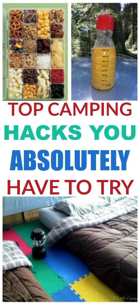 Photo of 10 Amazing Camping Hacks You MUST Add To Your Next Trip