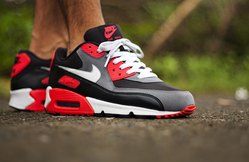 buy popular 052ab ae330 nike air max 90 infrared 2015 - Google Search