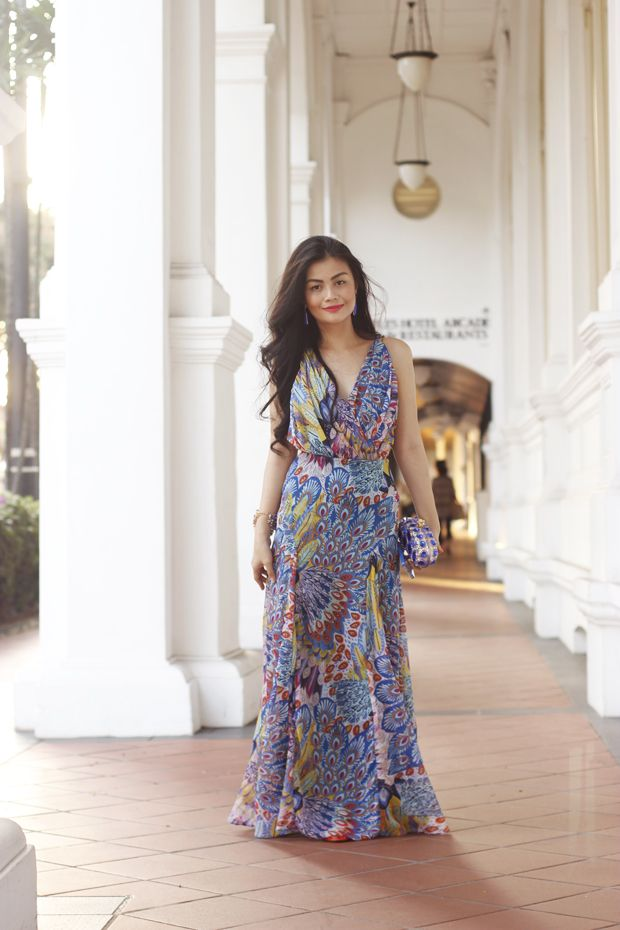 Vern Enciso in Singapore for Asian Fashion Exchange