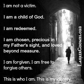 I Am Not A Victim Victim Quotes Victim Mentality Forgiveness