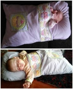 How to Sew a Baby Sleeping Bag Homesteading  - The Homestead Survival .Com