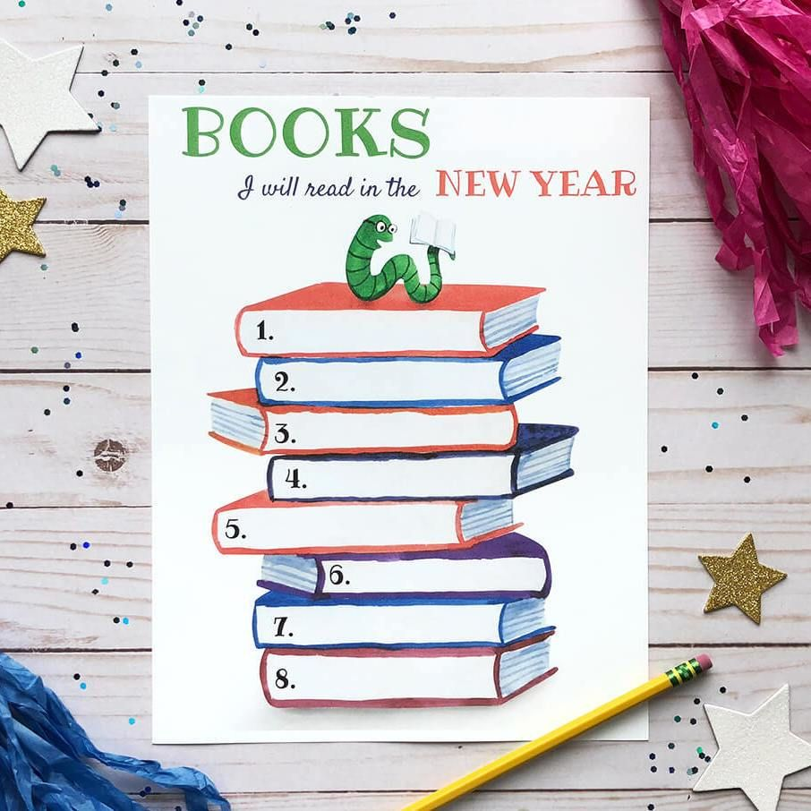 2020 New Year Kit PDF (ages 410) Kids family activities