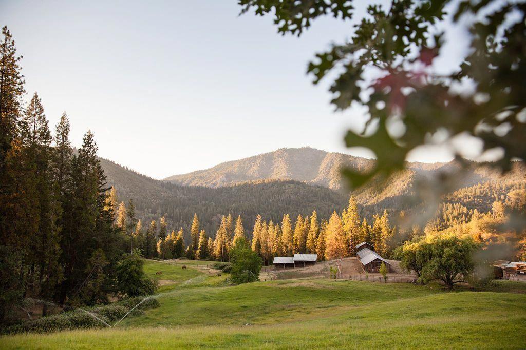 Bar 717 Ranch Mountain Ranch Living At Northern California Summer