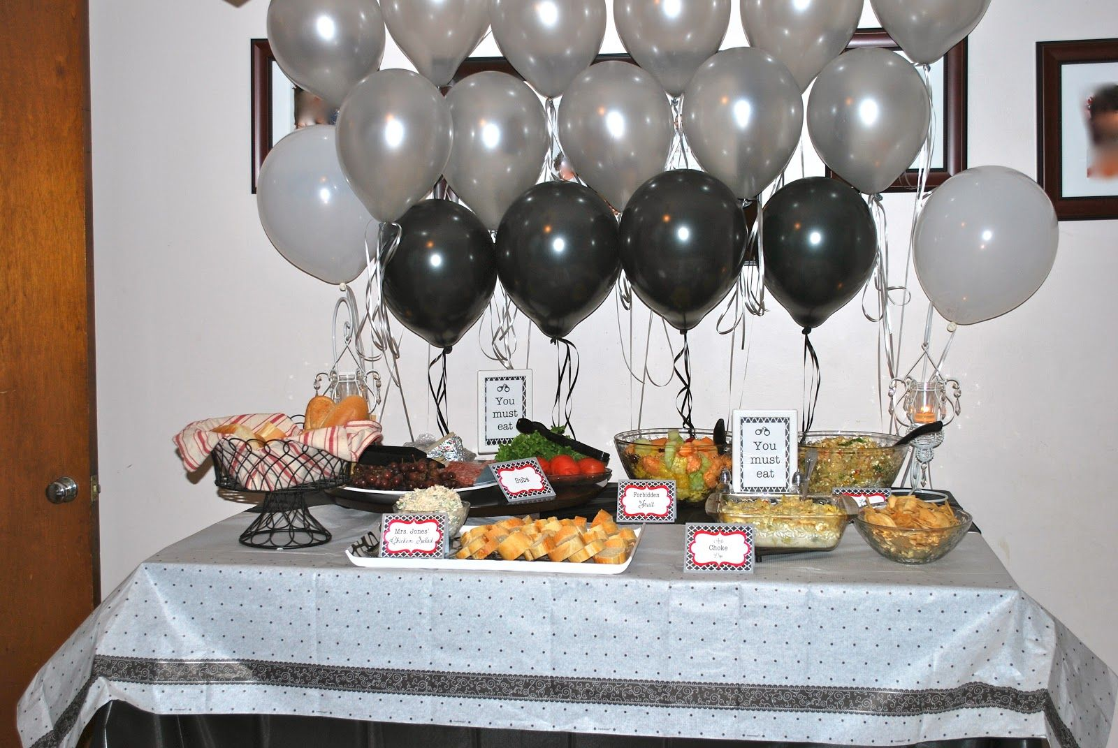 50 Shades Of Grey Decorations Fifty Shades Of Grey Whimsy Wise Events Fifty Shades Of Grey