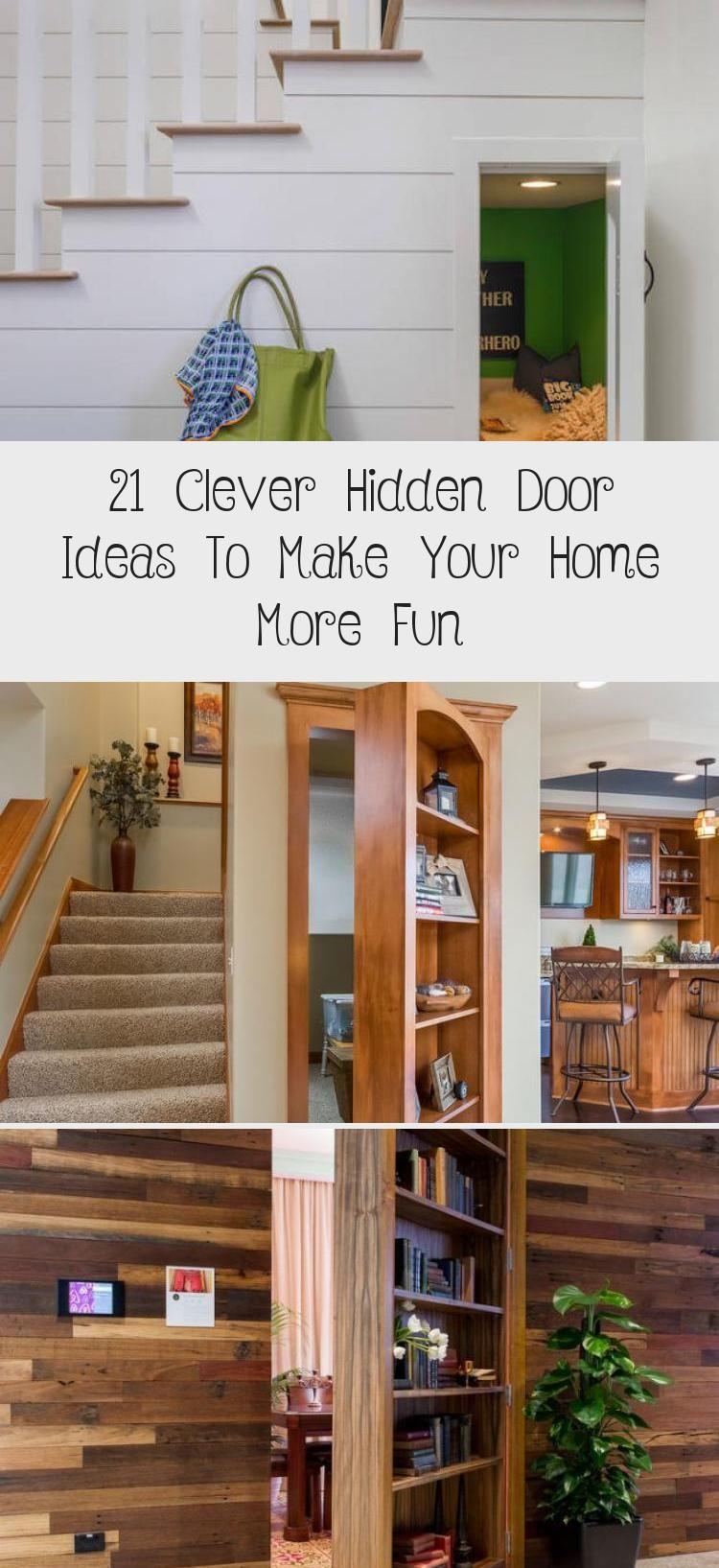 En blog en blog in 2020 hidden rooms hidden door