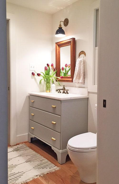 Pin by Wendy Hahn on Bathroom Vanity Pinterest Modern farmhouse