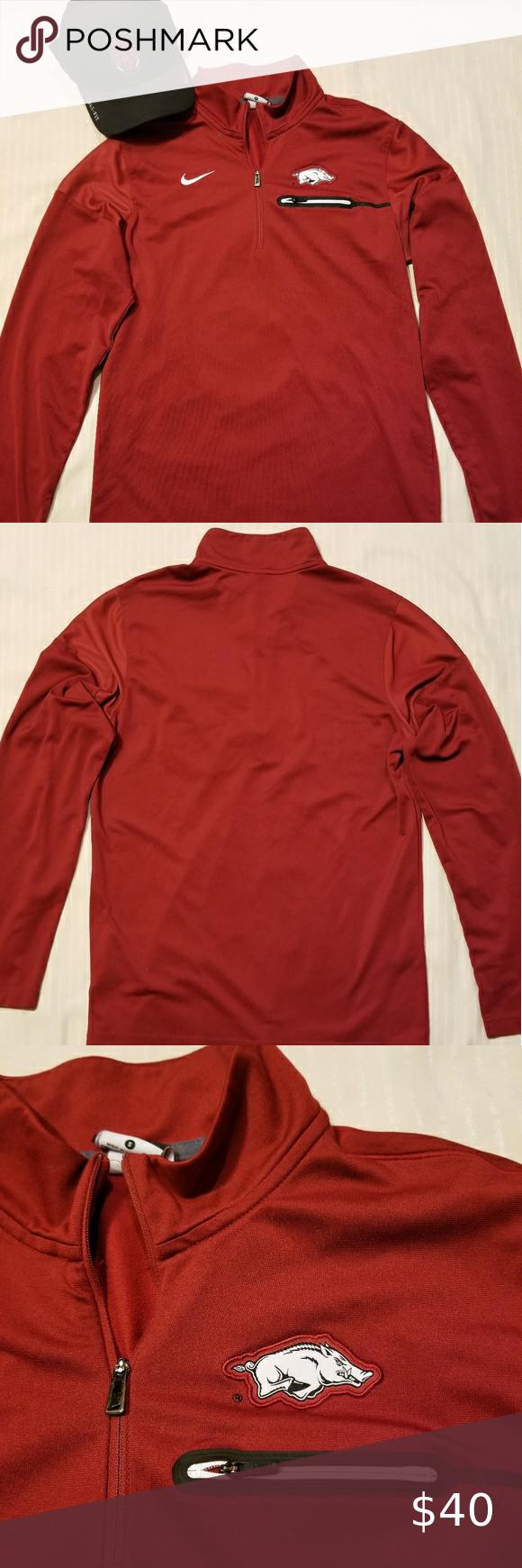 Nike Arkansas Razorbacks Classic 99 Hat Euc Sweatshirt Shirt Nike Shirts Sweatshirts Hoodie [ 1740 x 580 Pixel ]