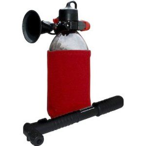 Refillable air horn, Seasense Ecoblast Sport Horn with Pump from Amazon.com