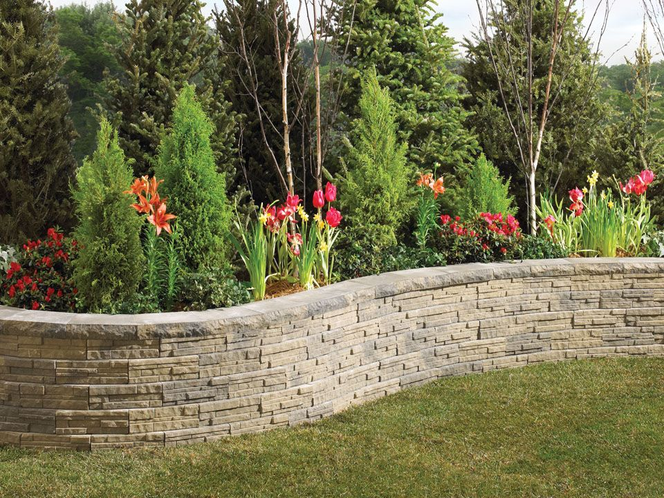 Retaining Wall Ideas Designs Images Garden Retaining Wall Retaining Wall Design Brick Planter