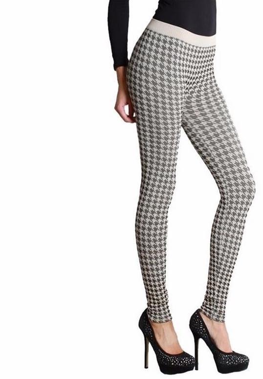 64fe721276ddf Colorful Leggings, Romper Pants, Black Leggings, Houndstooth, Jumpsuits,  Boho Fashion,