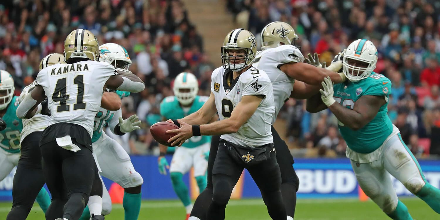 Saints Game live stream online. How to watch New Orleans
