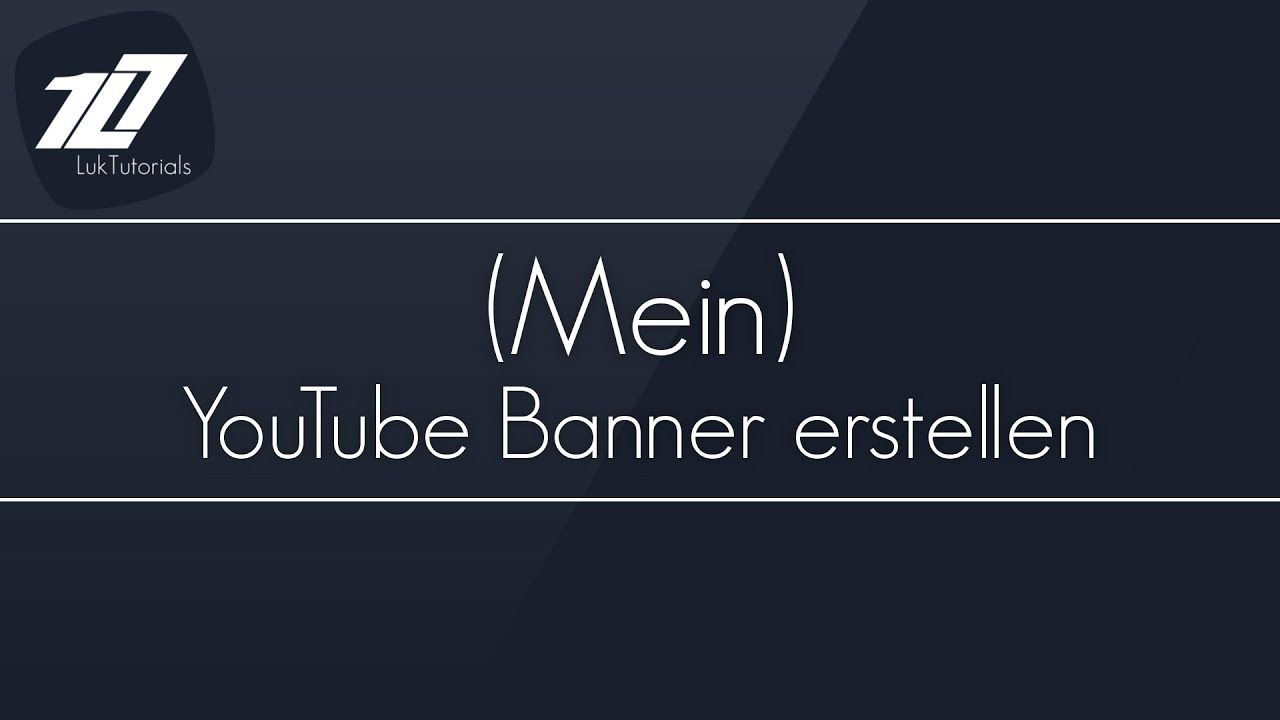 Gimp Banner Erstellen Tutorial In 2020 Banner Banner Template Image House