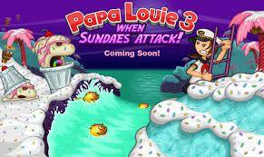 Pin By Anjana Sanyal On Papa Louie Vibes Papa Louie Sundae