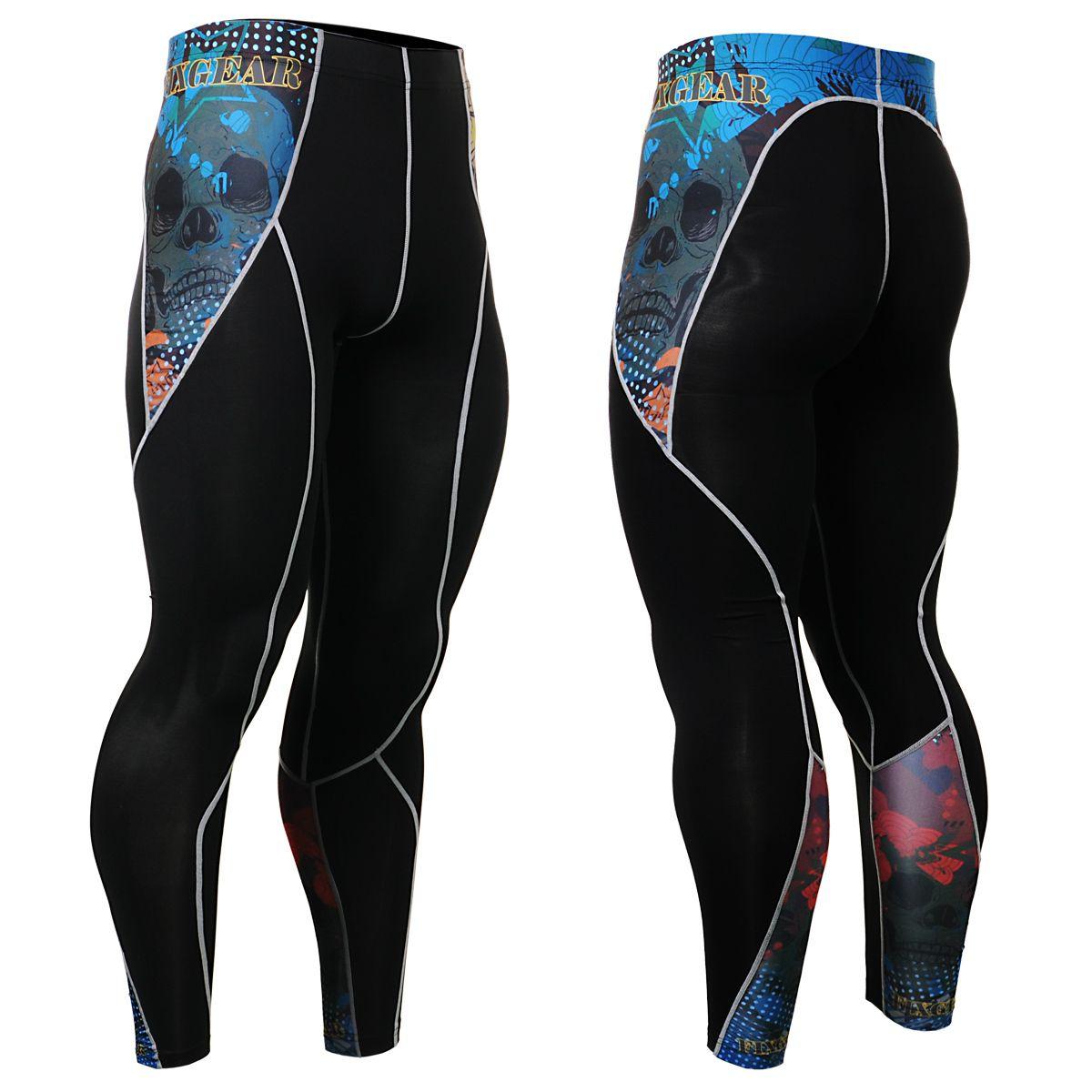 Lange tights fra Fixgear til både kvinder og mænd