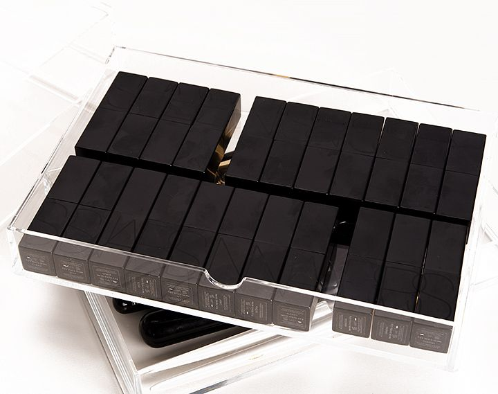 Muji 2-Drawer Acrylic Drawers