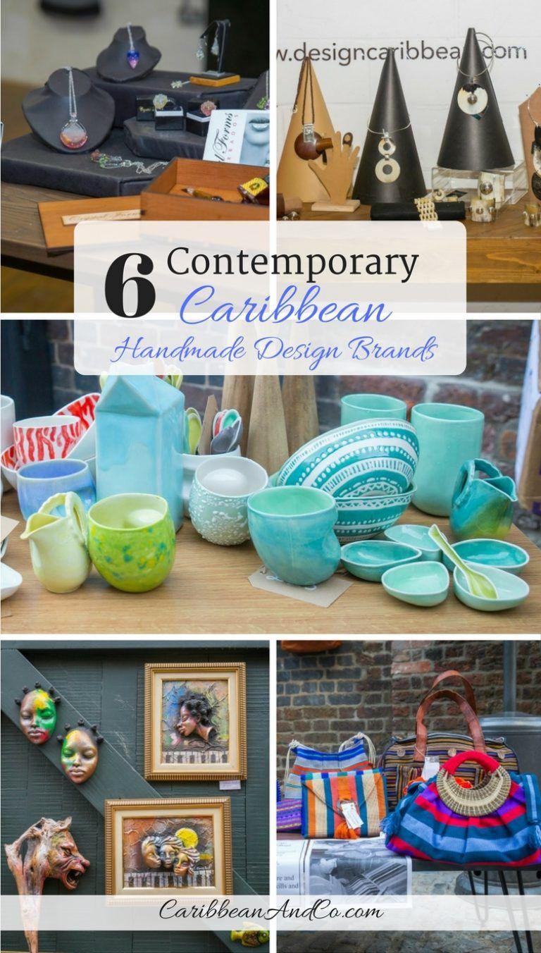 6 Contemporary Caribbean Handmade Design Brands Handmade