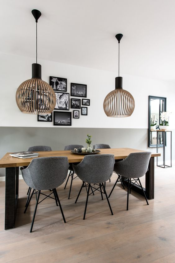22 Great Modern Dinning Room Design for Your New House  Vivelavi Blog is part of Home living room -