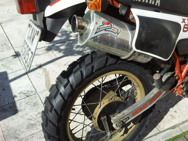 Metzeler Karoo 3 140 80 18 Rear Bike Motorcycle Moped