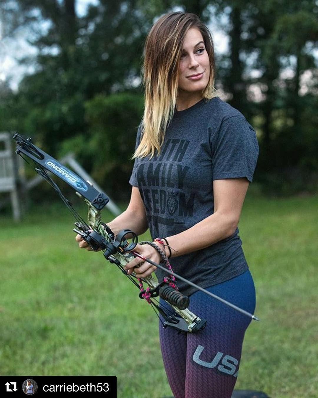 Sexy archery women-6775