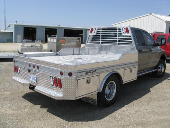 Aluminum Flat Beds Custom Truck Beds Aluminum Truck Beds
