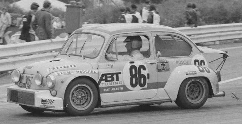 Johann Abt Spa Francorchamps 1970