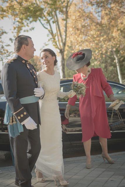 "una ""it novia"" de invierno: emi | bodas, ropa novias | pinterest"