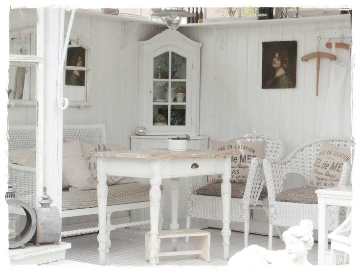 30 Deko Ideen Gartenlaube Decoration