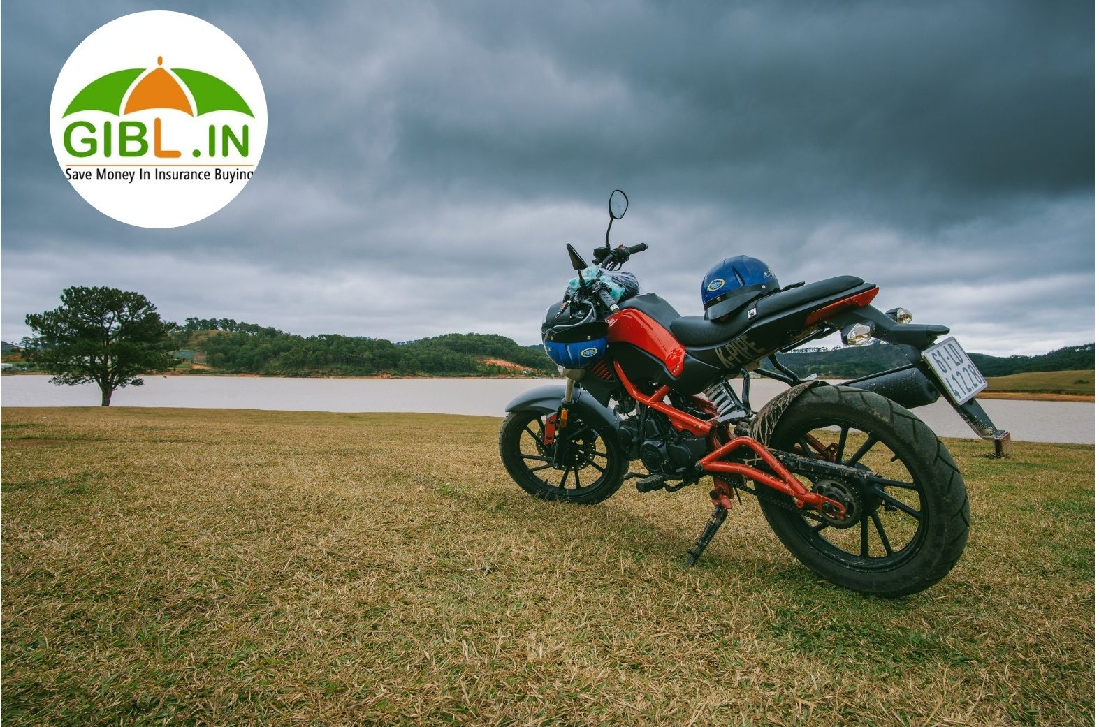 TwoWheeler premium at an affordable price GIBL.IN