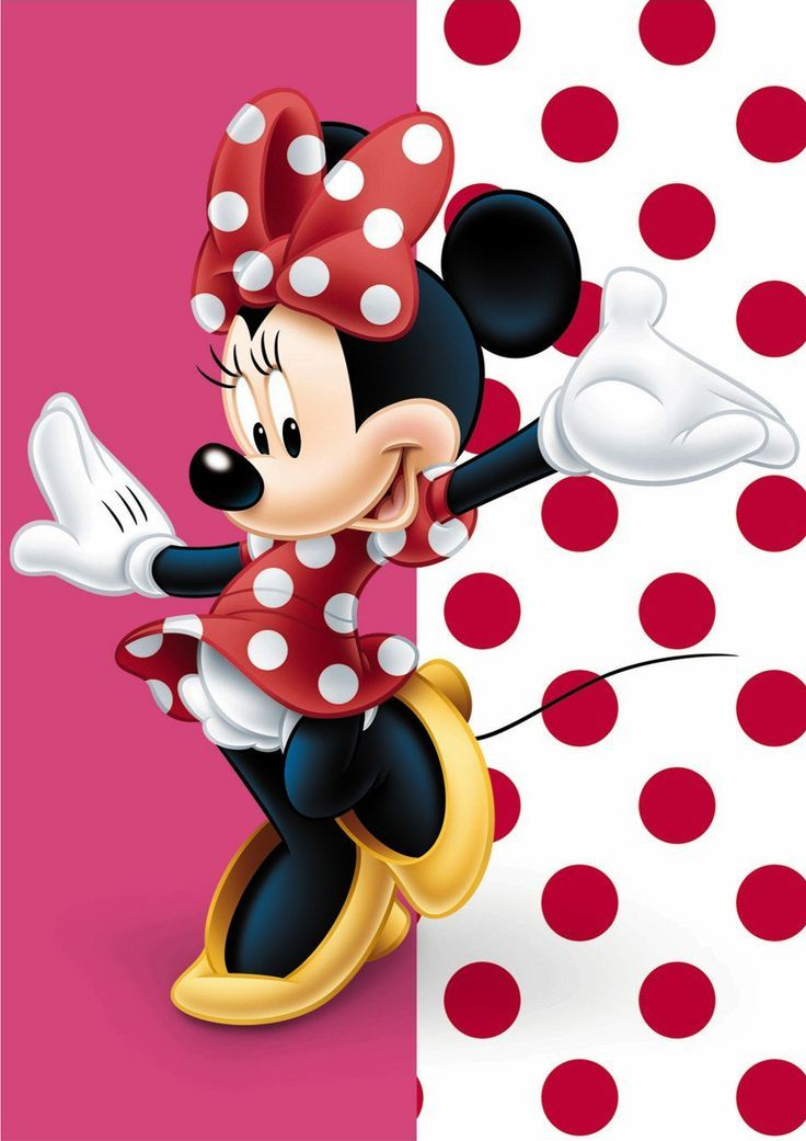 Imagenes de mimi mouse wallpapers 48 wallpapers hd wallpapers mickey y minnie pinterest - Minnie mouse wallpaper pinterest ...