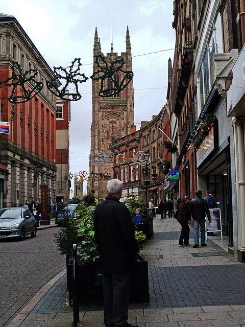 Minimalist Xmas Decorations For Derby City Of Derby Kingdom Of Great Britain London England