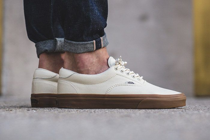 vans baskets era 59 hiking blanche