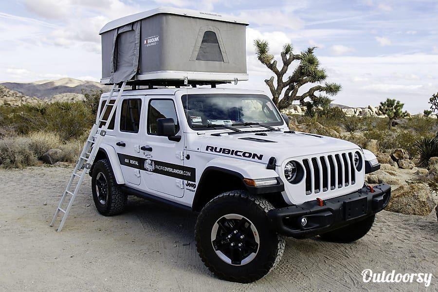 Jeep Wrangler Rubicon Passenger X 5 Sleeps 2 5 Bags X 4 Doors X 5