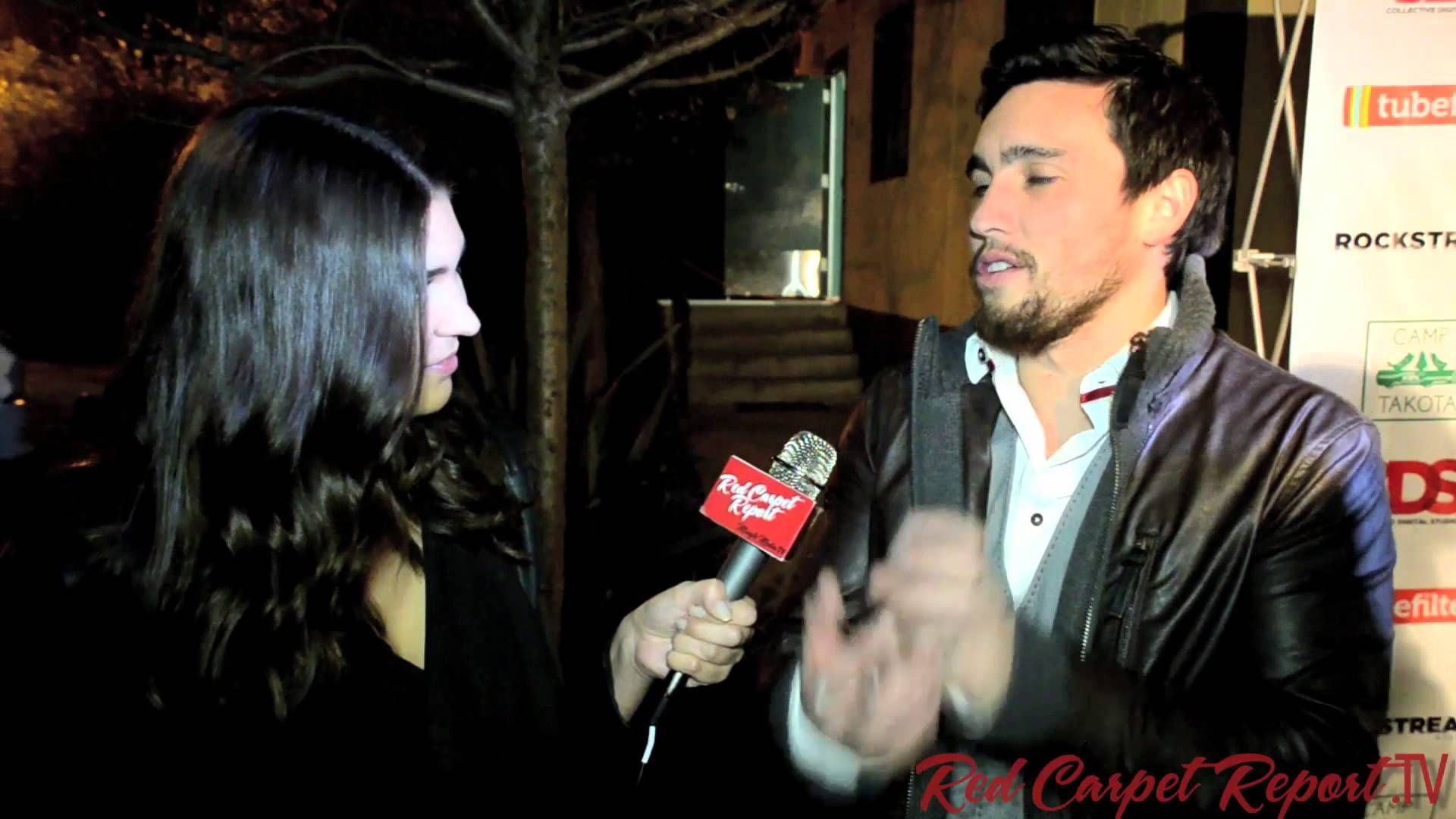 "Chester See ""Jeff"" @Cassie at the Premiere Party for Comedy Camp Takota http://www.youtube.com/watch?v=EvqnaBQhyVg #CampTakota #Video #Interview"