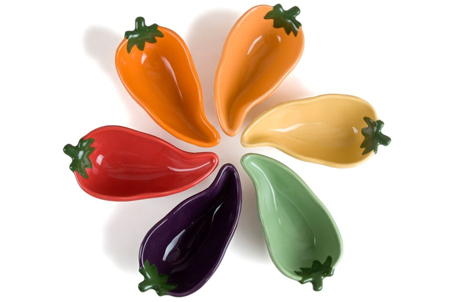Chili Pepper Salsa Set Set Of 6 Stuffed Peppers Chili