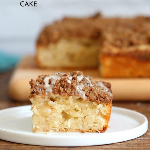 Vegan Coffee Cake Recipe Cinnamon Streusel Cake Vegan Richa Recipe In 2020 Coffee Cake Recipes Vegan Coffee Cakes Coffee Cake Easy