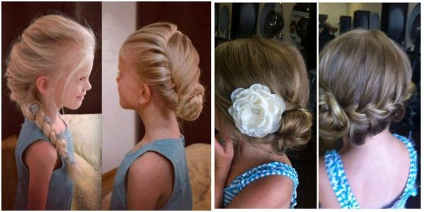 DIY Little Girls Hairstyles | Girl hairstyles, Girl hair and ...