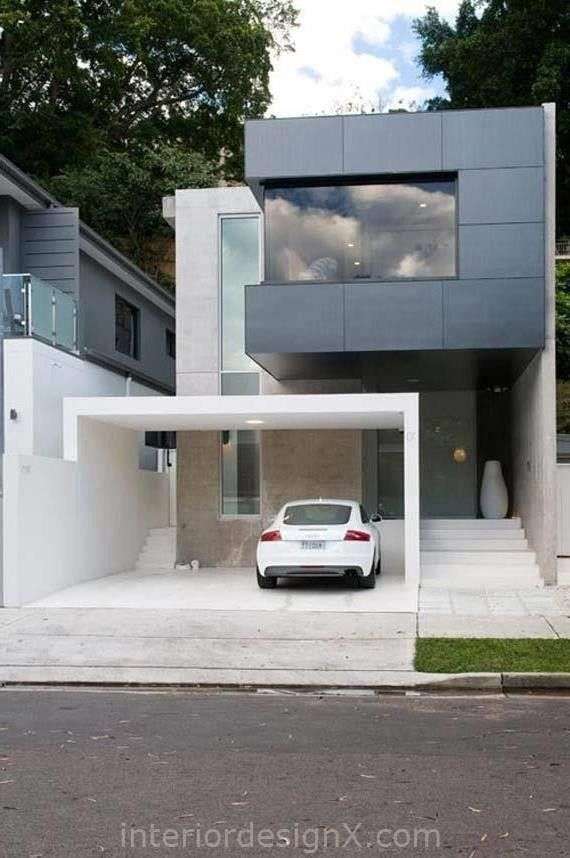 Minimalist Carport Modern And Minimalist Car Port And