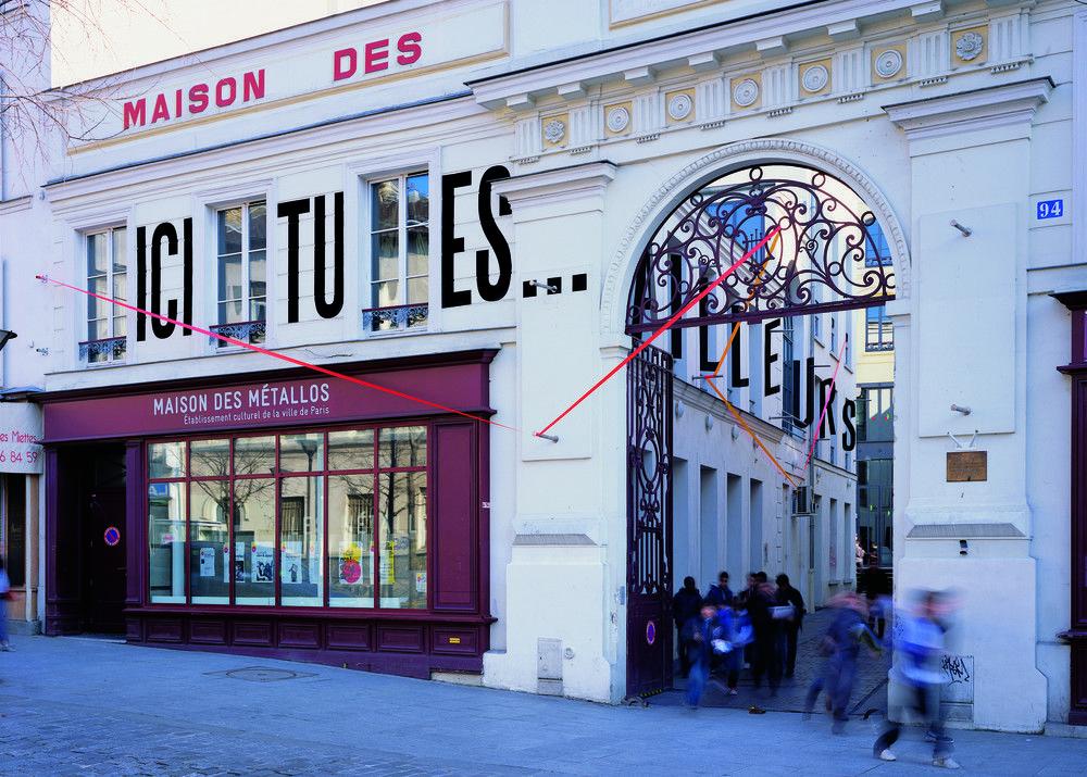 La Maison Des Metallos Ici C Est Ailleurs Etapes Malte Maison Paris Ville