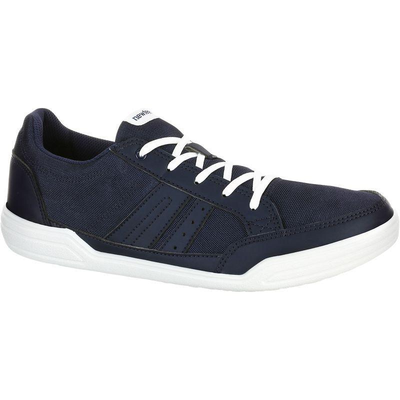 Chaussures Bleues Newfeel Pour Les Hommes Sejq7Of
