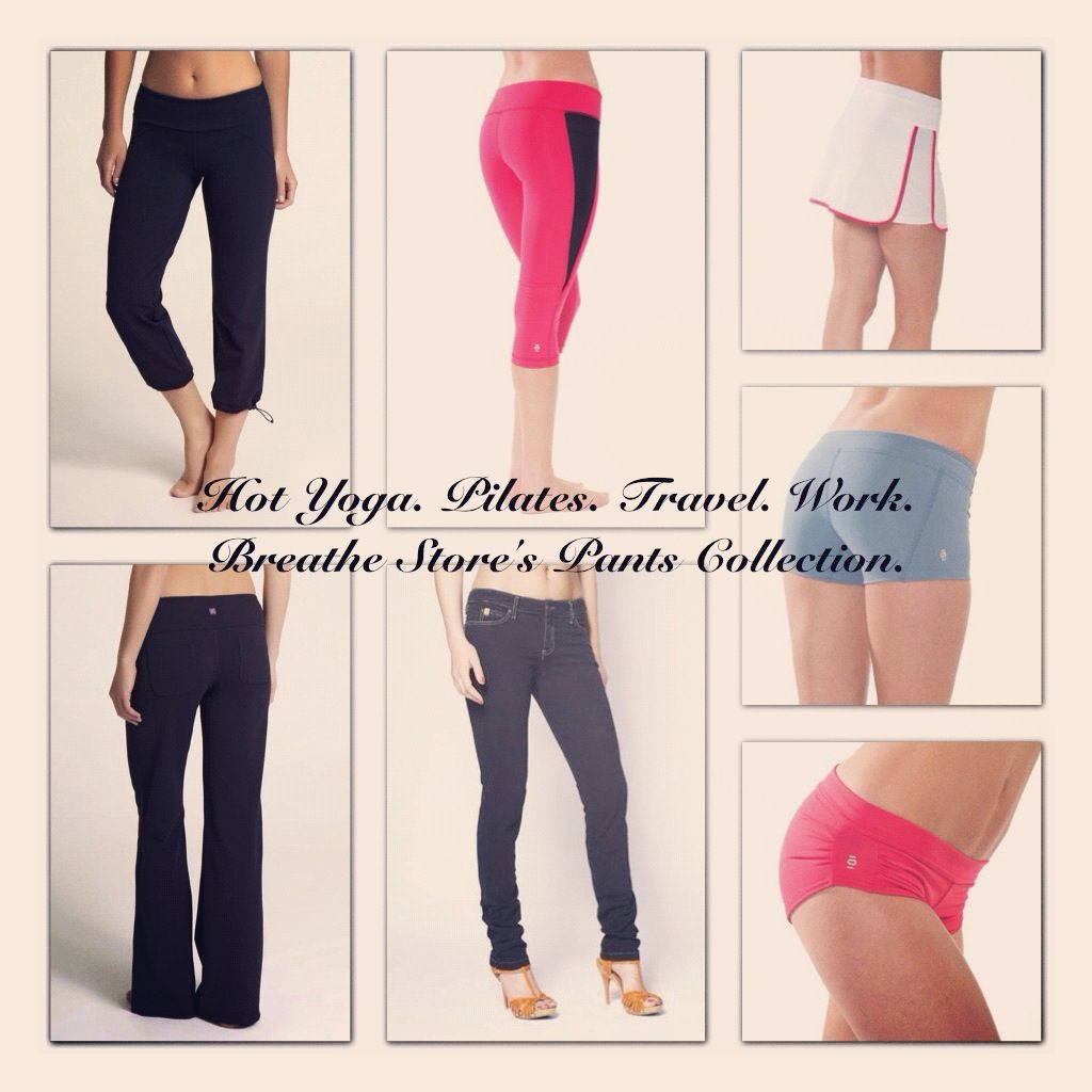 Every Active Girl's Wardrobe Essentials. #Travel Pants And