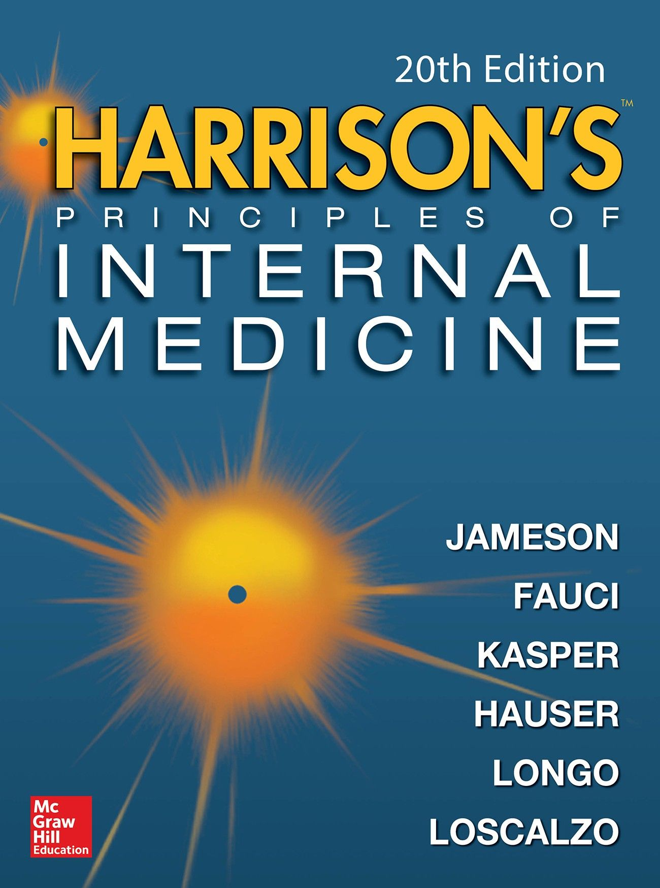 Harrison's Principles of Internal Medicine, 20e
