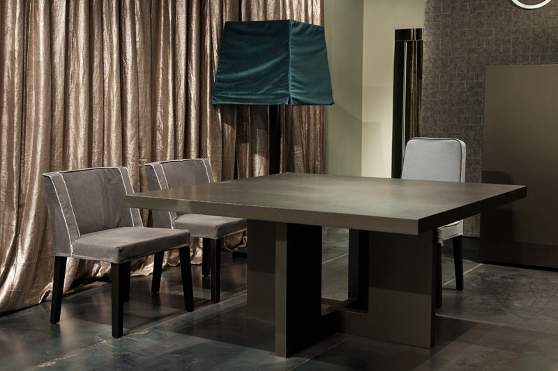 TOKIO Table By Roberto Lazzeroni For Casamilano Home Collection  Www.casamilanohome.com