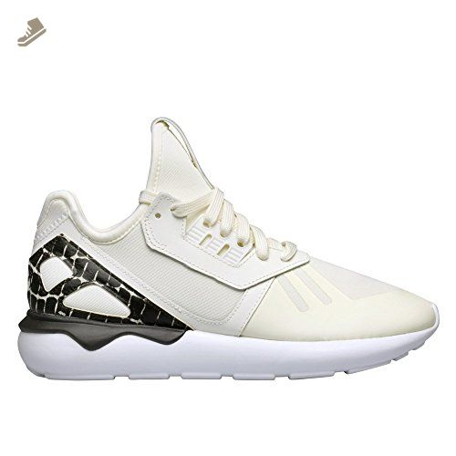 96dad8842ae4 Adidas - Tubular Runner W - S81256 - Color  Black-White - Size  9.5 ...