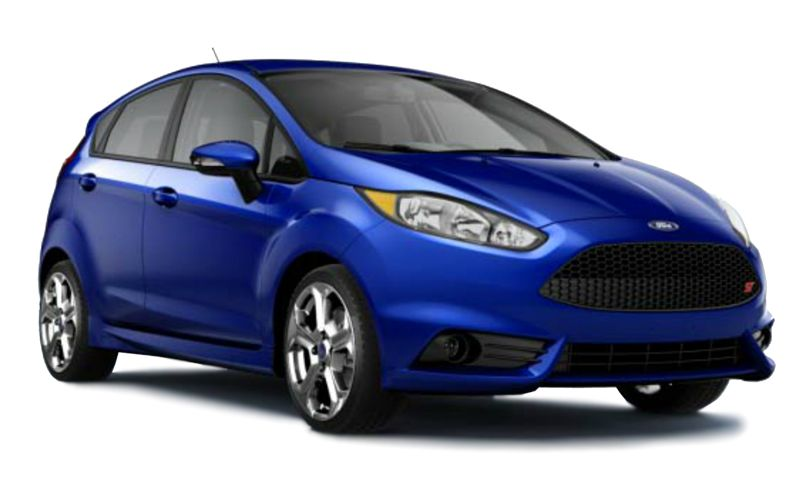 2019 Ford Fiesta St Review Pricing And Specs Ford Fiesta St