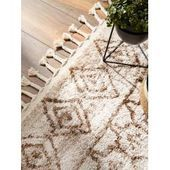 Photo of benuta Trends kurzfloriger Teppich Bela beige / braun 120×180 cm – moderner Teppich für … – Produ …