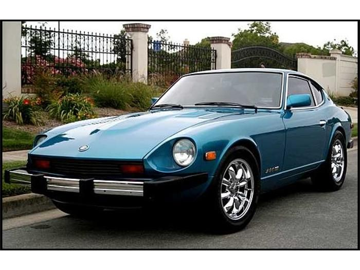 1978 Datsun 280Z  Classic Foreign Cars  Pinterest  Search
